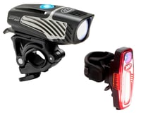 NiteRider Lumina Micro 650/Sabre 110 Headlight & Tail Light Set (Black)