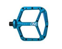 OneUp Components Aluminum Platform Pedals (Blue)
