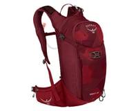 Osprey Siskin 12 Hydration Pack (Molten Red)