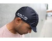 Pace Sportswear Coolmax One Less Car Cycling Cap (Black/White)