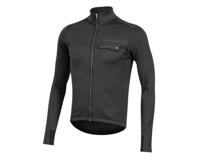 Pearl Izumi Interval Thermal Long Sleeve Jersey (Phantom)