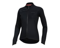 Pearl Izumi Women's Attack Thermal Long Sleeve Jersey (Black)