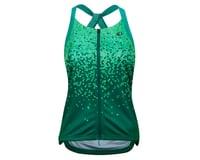 Pearl Izumi Women's Sugar Sleeveless Jersey (Malachite/Alpine Green Hex)