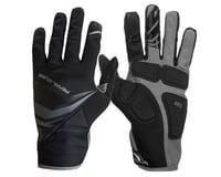 Pearl Izumi Cyclone Gel Full Finger Cycling Gloves (Black)