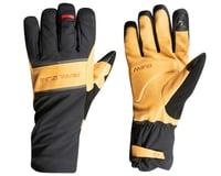 Pearl Izumi AmFIB Gel Gloves (Black/Dark Tan)