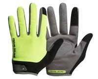 Pearl Izumi Attack Full Finger Gloves (Screaming Yellow)