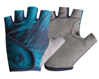 Pearl Izumi Kids Select Gloves (Teal/Navy Slash)