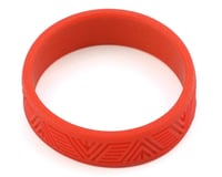 PNW Components Loam Dropper Silicone Band (Red)