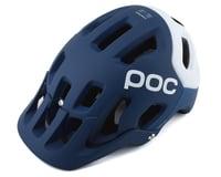 POC Tectal Race SPIN Helmet (Lead Blue/Hydrogen White Matt)