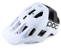 POC Kortal Race MIPS Helmet (Hydrogen White/Uranium Matte Black)