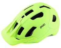POC Axion SPIN Helmet (Flo Yellow/Green Matte)