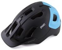 POC Axion SPIN Helmet (Uranium Black/Basalt Blue Matte)