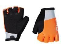 POC Essential Road Mesh Glove (Granite Grey/Zink Orange)