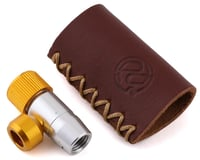 Portland Design Works Tiny Object CO2 Inflator with Leather C02 Holder