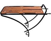 Portland Design Works Payload Rear Rack w/ Bamboo Deck (Steel)