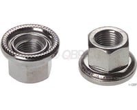 """Problem Solvers Rear Outer Axle Nut w/ Rotating Washer (3/8"""" x 26tpi) (1)"""