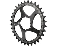 Race Face Narrow Wide GXP Direct Mount Chainring (Black)