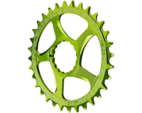 Race Face Narrow-Wide Chainring (Green) (CINCH Direct Mount)