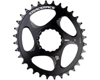 Race Face Narrow Wide Oval Direct Mount Cinch Chainring (Black)