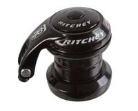 "Ritchey AWI WCS Cross Headset w/Hanger (Black) (1-1/8"")"