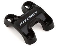 Ritchey WCS C-220 Stem Face Plate Replacement (Wet Black)