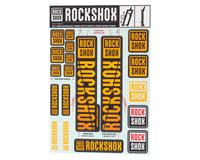 RockShox Decal Kit (30/32mm) (Orange)