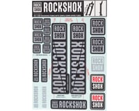 RockShox Decal Kit (30/32mm) (Grey)