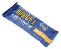 Rowdy Bars Rowdy Bar (Blueberry Almond Tart)