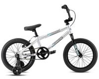 "SE Racing 2021 Bronco 16"" BMX Bike (Silver) (15.1"" Toptube)"