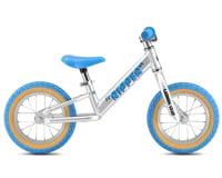"SE Racing Micro Ripper 12"" Kids Push Bike (Silver)"