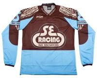 SE Racing Retro BMX Jersey (Blue)