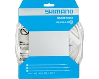 Shimano BH59-JK-SS Hydraulic Disc Brake Hose Kit (White) (1700mm)