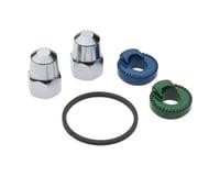 Shimano Rear Hub Nuts, Cog Snap Ring, & Non-Turn Washers (Alfine and Nexus)