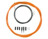 Shimano Road Optislick Derailleur Cable and Housing Set (Orange)