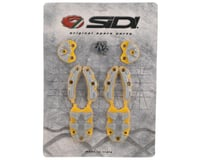 Sidi SRS Replacement Traction Pads for Spider Shoes (Grey/Yellow)