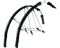 SKS Raceblade Long Fender Set (Black) (700 x 18-25)