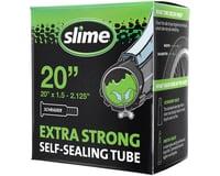 """Slime 20"""" Self-Sealing Inner Tube (Schrader)"""