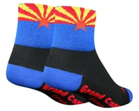 """Sockguy 3"""" Socks (AZ Flag)"""