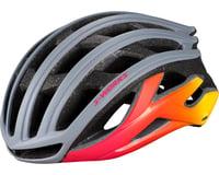Specialized S-Works Prevail II MIPS Helmet (Cool Grey/Acid Pink/Golden Yellow)