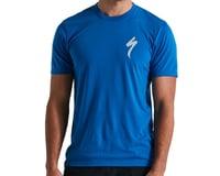 Specialized Men's Logo Tee (Cobalt)