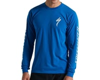 Specialized Men's Specialized Long Sleeve T-Shirt (Cobalt)