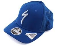 Specialized New Era S-Logo Trucker Hat (Cobalt)