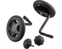 "Specialized 2013-16 Hotrock Training Wheels & Knob (Black) (12"")"