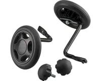 "Specialized 2013-16 Hotrock Training Wheels & Knob (Black) (16"")"