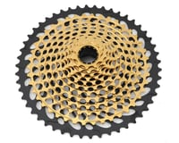 SRAM XG-1299 XX1 Eagle 12-Speed Cassette (Gold/Black) (XD)