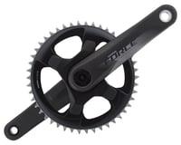 SRAM Force 1 AXS Crankset (Black) (1 x 12 Speed) (DUB Spindle)