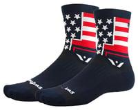 Swiftwick Vision Five Tribute Socks (USA Eagle) (S)