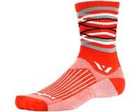Swiftwick Vision Five Socks (Orange)