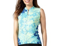 Terry Women's Soleil Sleeveless Jersey (Hydrange/Multi)