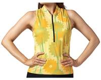 Terry Women's Sun Goddess Sleeveless Jersey (Retrogear/Yellow)